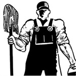God Fathers Cleaning Service Logo
