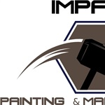 Impact Painting and Maintenance Logo