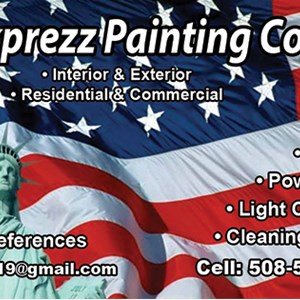 Exprezz Painting Corp Logo
