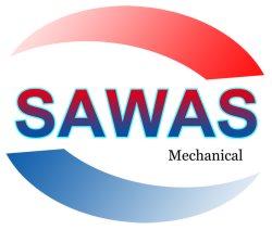Sawas Mechanical Logo