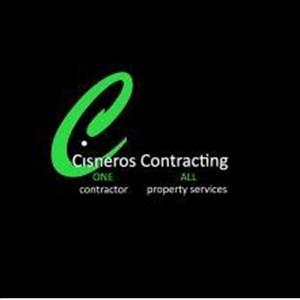 Cisneros Contracting Logo