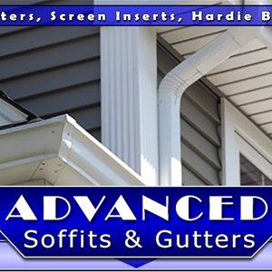 Advance Soffit & Gutters Cover Photo