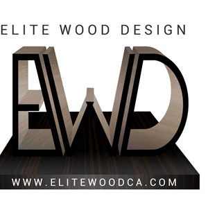 Elite Wood Design, Inc. Logo