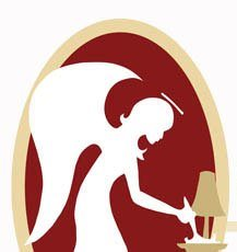 Cleaning Angel Logo