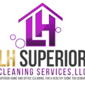 Lh Superior Cleaning Services Logo