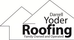 Darrell Yoder Roofing Logo