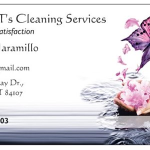Mama Ts Cleaning Services Logo