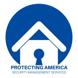 Protecting America: Security Management Services Logo