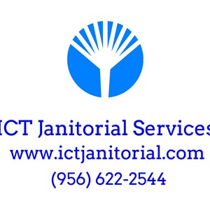 Ict Janitorial Services Logo