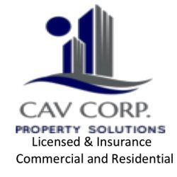 C A V Corporation Logo