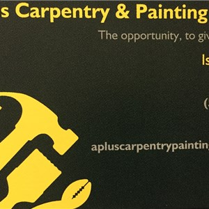 A Plus Carpentry & Painting Services LLC Logo