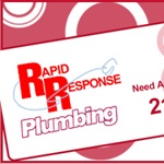 Rapid Response Plumbing Cover Photo