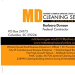 Cleaning Services Contractors Logo
