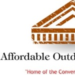 Affordable Outdoor Structures Logo