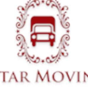 Rockstar Moving Co Logo