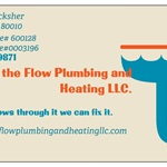 Go With the Flow Plumbing and Heating LLC Logo
