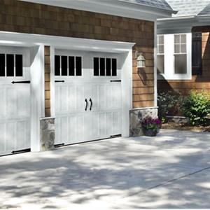 Discount Garage Doors Logo