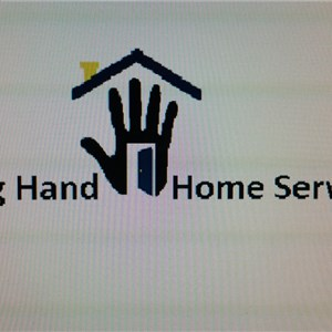 Helping Hand Home Services. Logo