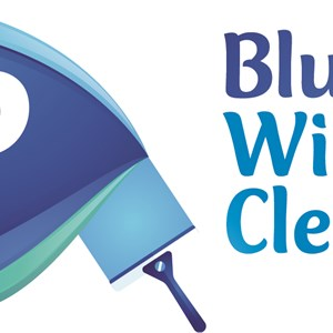Blue Pacific Window Cleaning Logo