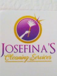 Josefinas Cleaning Services Logo