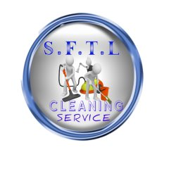 SFTL Cleaning Service Logo