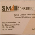 Small Construction Group, LLC Logo