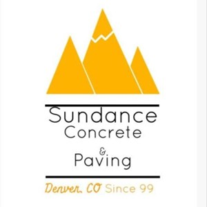 Sundance Concrete & Paving Logo