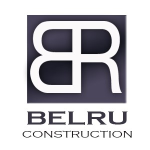 Belru Construction Logo