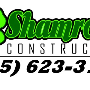 Shamrock Construction Logo