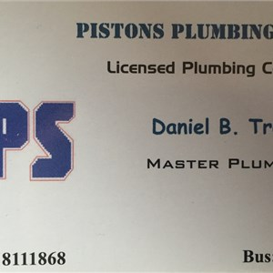 Pistons Plumbing Services Cover Photo