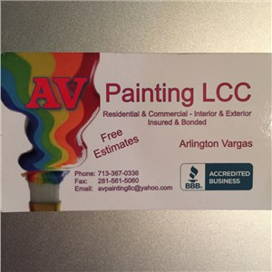 A.v. Painting, L.l.c. Cover Photo