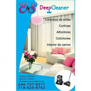 E And S Deep Cleaner Cover Photo