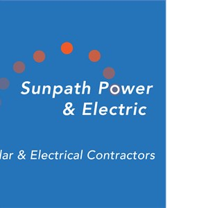 Sunpath Power & Electric Logo