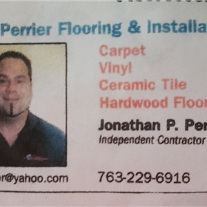 Perrier Flooring Logo