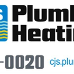 CJs Plumbing & Heating Specialists Logo
