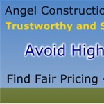 Angel Construction & Foundation Repair Logo