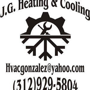 J.G. Heating And Cooling Logo