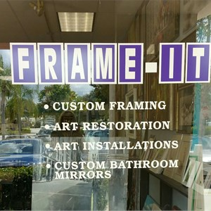 Frame It Logo