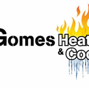 T. Gomes Heating & Cooling Logo