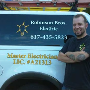 Robinson Brothers Electric Logo