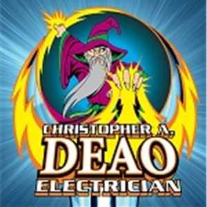 Christopher A Deao Electrical Contractor Logo