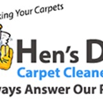 Hens Dry Carpet Upholstery Cleaning Cover Photo