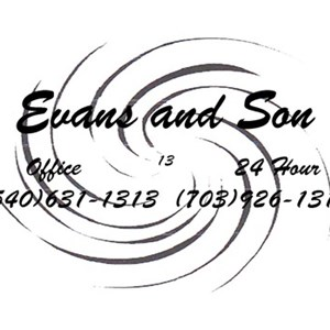 Evans And Son Cover Photo