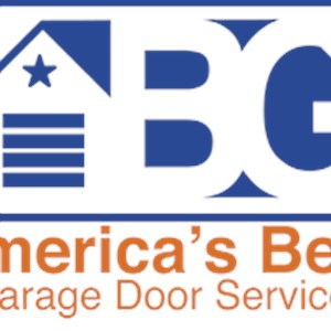 Americas Best Garage Door Services Logo
