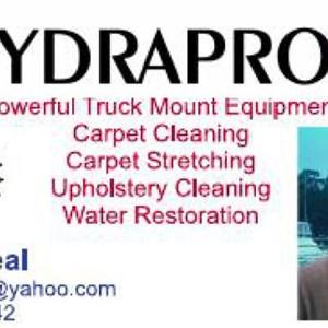 Hydrapro Cover Photo