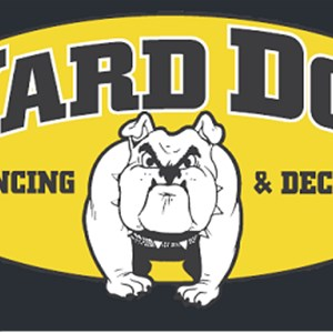 Yard Dog Fencing and Decks Logo