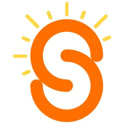 Sunny Day Cleaning Co Logo