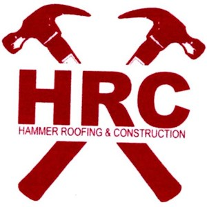 Hammer Roofing & Construction Logo