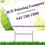 ACE Painting Company & Home Services Logo