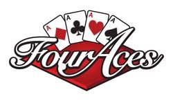Four Aces Painting & Restoration Logo